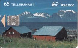 NORWAY - Lyngen(069), 04/96, Used - Landscapes