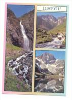 France, Midi Pyrénées, Hautes Pyrénées 65, Lac D´Ilhéou, Le Cambasque, La Cascade - Non Classés