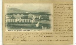 HOSPITAL D'SAN VICENTE- CABO VERDE - Cabo Verde