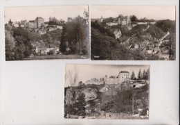 MAILLY LE CHATEAU  -  LOT DE 3 CP - Autres Communes