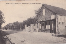BENERVILLE-sur-MER/14/La Ferme DOCOGNE/ Réf:C1648 - France