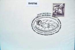 SV0795 Weihnachten 1978, Christus Ist Geboren, UBSV, 7000 Eisenstadt 1.12.78 / 2 - Machine Stamps (ATM)