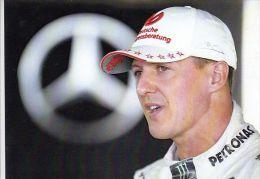 CPA MICHAEL SCHUMACHER, F1 PILOT, UNUSED - Grand Prix / F1