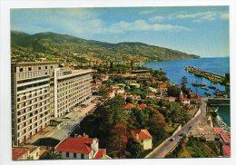 MADEIRA, Funchal - Hotel Savoy E Vista Leste  (2 Scans) - Madeira