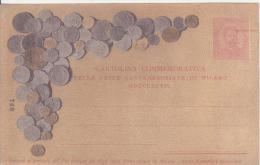 Regno 1897 - Feste Ambrosiane Di Milano - Grappolo - - Events