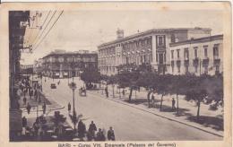 Bari - Corso Vittorio Emanuele . Palazzo Del Governo - Bari