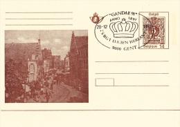 40043 - Carte Postale - Ca - Bk 43 - Grande Boucherie - Stamped Stationery