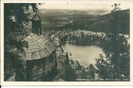 Allemagne Rachelkapelle Mit See - Allemagne