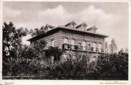 MEDELLIN (Kolumbien), Una Residencia Particular, Karte Gel.1924 Von Colombia Nach Germany, 2 Fach Frankiert ... - Kolumbien