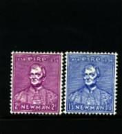 IRELAND/EIRE - 1954  CATHOLIC UNIVERSITY OF IRELAND  SET  MINT NH - 1949-... Repubblica D'Irlanda