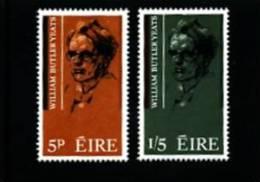 IRELAND/EIRE - 1965  YEAT'S BIRTH CENTENARY   SET MINT NH - 1949-... Repubblica D'Irlanda