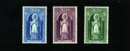 IRELAND/EIRE - 1961  ST. PATRICK   SET MINT NH - 1949-... Repubblica D'Irlanda