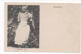 Freetown Creole Girl - Sierra Leone