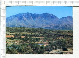 """Mt Sonder In The West McDonnell Ranges With The Finke River   """"The Oldest River In The Word""""   In The Foreground - Canberra (ACT)"""