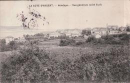 28900  HENDAYE  TIMBRE  VERSO  1910 - Hendaye