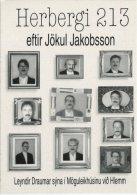 Icelandic Advertising Postcard, Herbergi 213 Eftir Kokul Jakobsson - Pubblicitari
