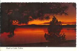 Lake Tahoe At Sunset - Etats-Unis