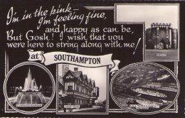 SOUTHAMPTON   * - Southampton