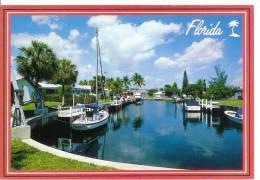 FLORIDA ... A Boater's Paradise - Etats-Unis