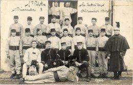 TOURS (Indre-et-Loire 37) - Militaires Du 8e Régiment De Cuirassiers En 1912 - Carte-photo Charrouin. - Tours