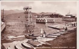 Lago Maggiore-Stresa Borromeo-Il Lido - Verbania