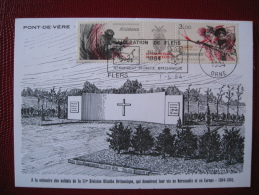 Flers : Pont-de-vère (libération De Flers ) - France