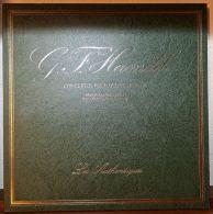 Les Authentiques - G-F Haendel Concertos Pour Orgues N° 1 à 4 - Marie Claire Alain Et J-F Paillard - Classical