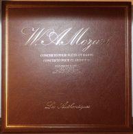 Les Authentiques - W-A Mozart - Concerto Pour Flutte Et Harpe, Concerto Pour Clarinette - Orchestre J-F Paillard - Classical