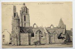 LE BOURG DE BATZ--(Batz Sur Mer)--1906--Notre Dame Du Murier N°89 éd NG--Très Beaux Cachets Batz-2 Aout-06 - Batz-sur-Mer (Bourg De B.)