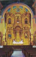 Golden Altar Church Of San Jose Panama City Panama