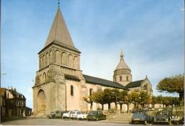 BENEVENT-L'ABBAYE: L'église - Benevent L'Abbaye