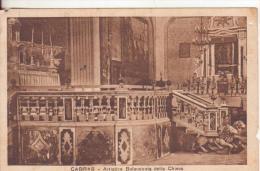 13-Cabras-Cagliari-Sardegna-Chiesa-Eglise-Church-v.1931 X Napoli - Cagliari
