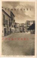 S.Angelo A Scala(Avellino)-Corso Della Rimembranza-Anni 20/30-F.P.-N.V.- - Italia