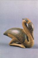 Pefume Bottle In Shape Of Heron Earthenware Cleveland Museum Of Art - Postcards
