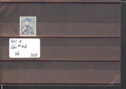 JAPAN  -  No MICHEL 421 *  ( AVEC CHARNIERE )  -   COTE Pour **: 70 € - 1926-89 Emperor Hirohito (Showa Era)