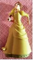 McDonald`s Disney-Figur  - Rollende Frau In Gelb  -  Beweglich - Disney