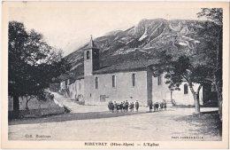 05. RIBEYRET. L'Eglise - Francia
