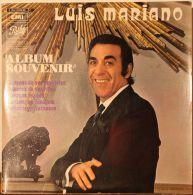33T Luis Mariano - Album Souvenir (triple Album) - Opera
