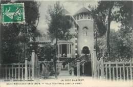 Réf : CTX-14-084  :  Arcachon Le Moulleau Villa Constance - Arcachon