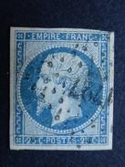 N° 15 - 1853-1860 Napoléon III