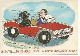 836-5 - JE DISAIS,... TU DEVRAIS FAIRE REPARER TON GARDE-BOUE ! - ALEXANDRE - (   ) - Alexandre