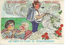 837-3 - ON VIENT ICI POUR SE DESINTOXIQUER ! - ALEXANDRE - (   ) - Alexandre