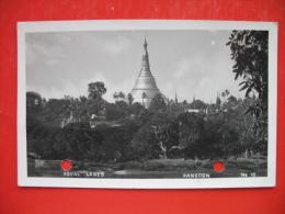 ROYAL LAKES RANGOON - Myanmar (Birma)