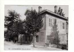Reproduction Cpa N° 33 AIX LES BAINS Villa De Solms - Aix Les Bains