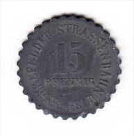 ALLEMAGNE JETON 15 Pf.  (4JP39) - Monétaires/De Nécessité