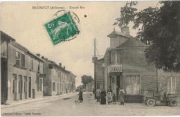 Carte Postale Ancienne De MACHAULT - Other Municipalities