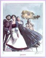 No PAYPAL !! : Follet Héros Série TERREUR (Marie Tussaud Musée De Cire) Ex-Libris Fantasmagories N°/Signé 250 Ex XL NEUF - Ex-libris