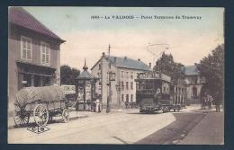 *** Le VALDOIE - Terminus Du Tramway Rare TB Plan ! *** - Valdoie
