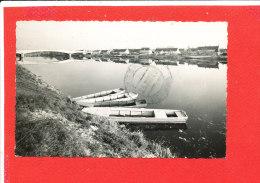 41 SAINT GEORGES SUR CHER Cpsm Port Et Barques         Edit Aignan - France