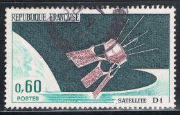 FRANCE : N° 1476 Oblitéré (Lancement Du Satellite D1) - PRIX FIXE - - Frankreich